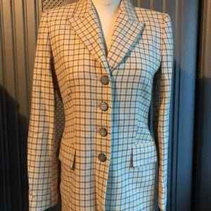 Vintage blazer by Escada Margaretha Ley